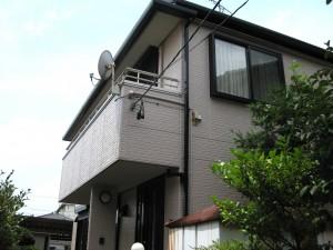 清須市S様邸 外壁塗装工事