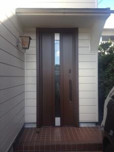 清須市H様邸 ドア・窓工事