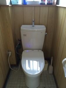 清須市Y様 洋式トイレの交換